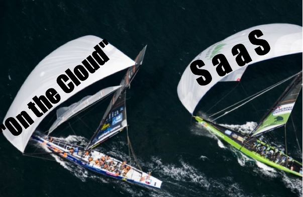 Voiles On the cloud & SaaS