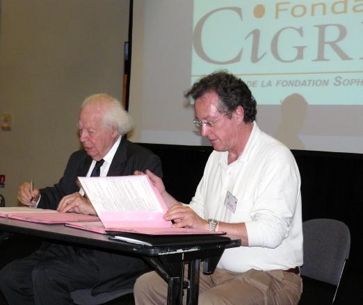 Signature Fondation Cigref 2