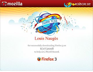 Firefox Download Day LN 2008