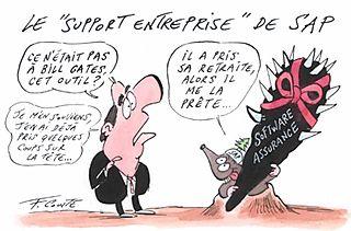 François Cointe sur SAP maintenance