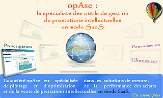 Opase home page