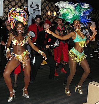 Danseuses Brésil 2