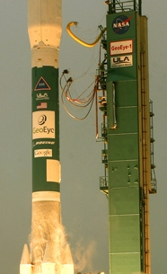 Geoeye launch