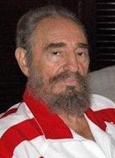 Fidel Castro vieux