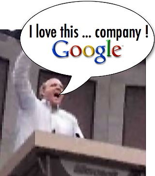 Ballmer, I love this company