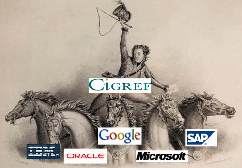Five Horses Partenaires Cigref
