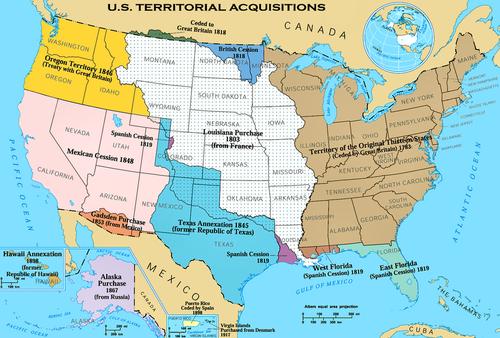 US States expansion