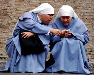 SMS nonnes