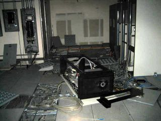 Broken DataCenter
