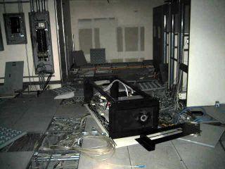 Broken DataCenter