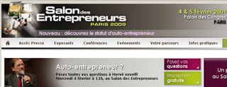 Salon entrepreneurs 2