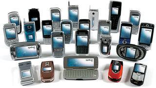 Symbian mobiles