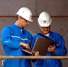 Travailleurs chantiers
