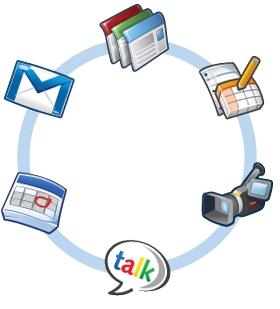 Logo Google Apps Vidéo