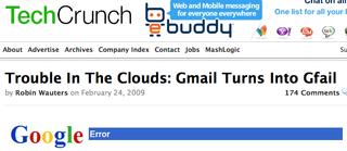 Gfail Techcrunch