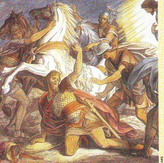 Saint Paul Damas