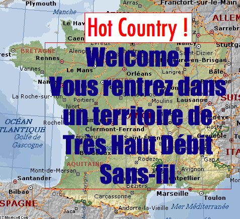 France Hot Country