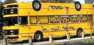 Bus reversible