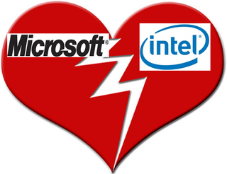 Divorce Intel Microsoft