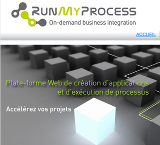 RunMyProcess création processus
