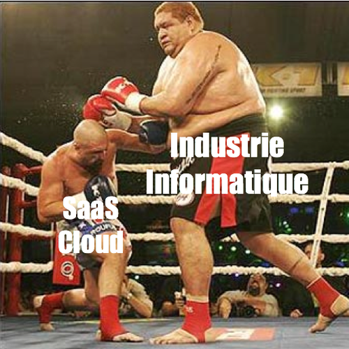 Boxing SaaS vs IT industry