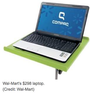 Compaq Wall-mart $298