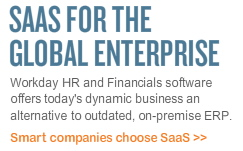 Workday - SaaS for global enterprise