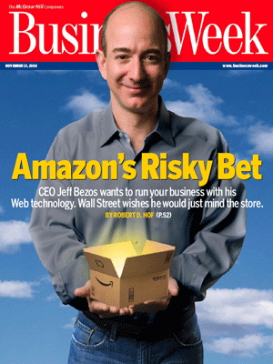 Amazon risky bet