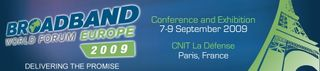 Broadband world Forum Paris