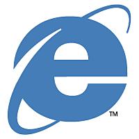 Logo IE 4