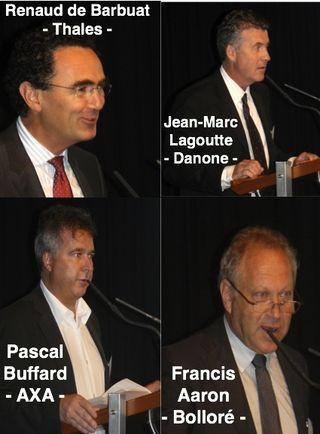 Vice-Présidents Cigref 2