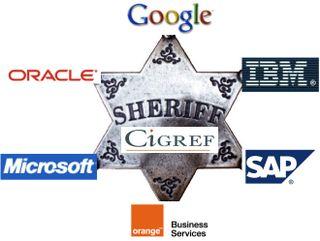 Six partenaires CIGREF
