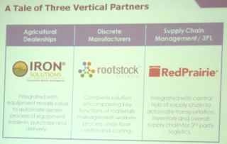 Netsuite vertical partners