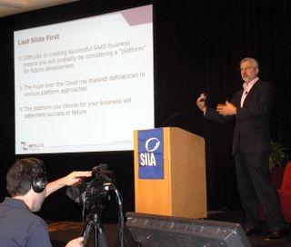 Netsuite Zack Nelson CEO + slide success