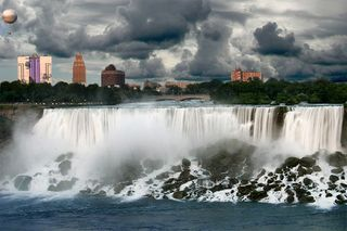 Niagara-falls data center