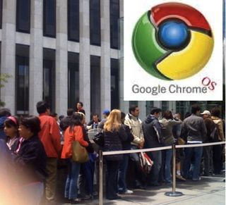 Queue for Chrome OS