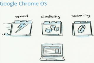 Chrome OS 3 S's