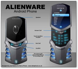 AlienWare Android