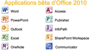 Version Beta Office 2010