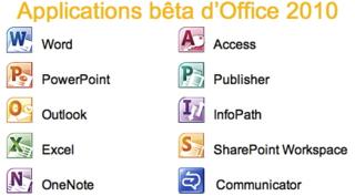 Version Beta Office 2010