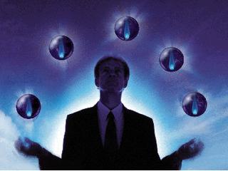 Data juggler