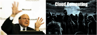 Ballmer Cloud Zombies