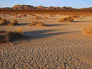 Dry lake s