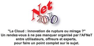Net 2010 - Cloud rupture ou mirage