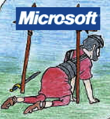 Fourches caudines Microsoft