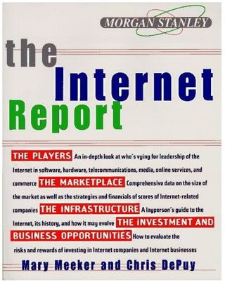 Mary Meeker Internet report 1995