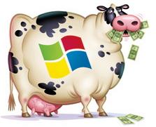 Microsoft Cash Cow