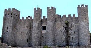 Chateau fort moyen Age