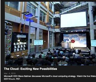 Microsoft Cloud is great 4