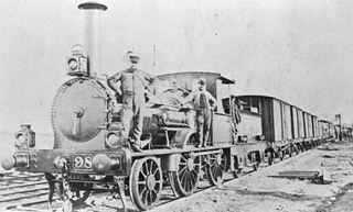 First train